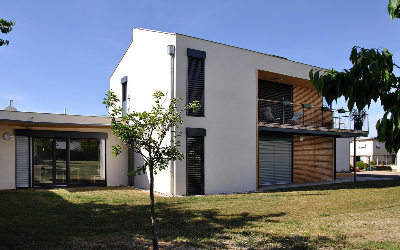 Maison des ain s archipente for Annexe maison prix